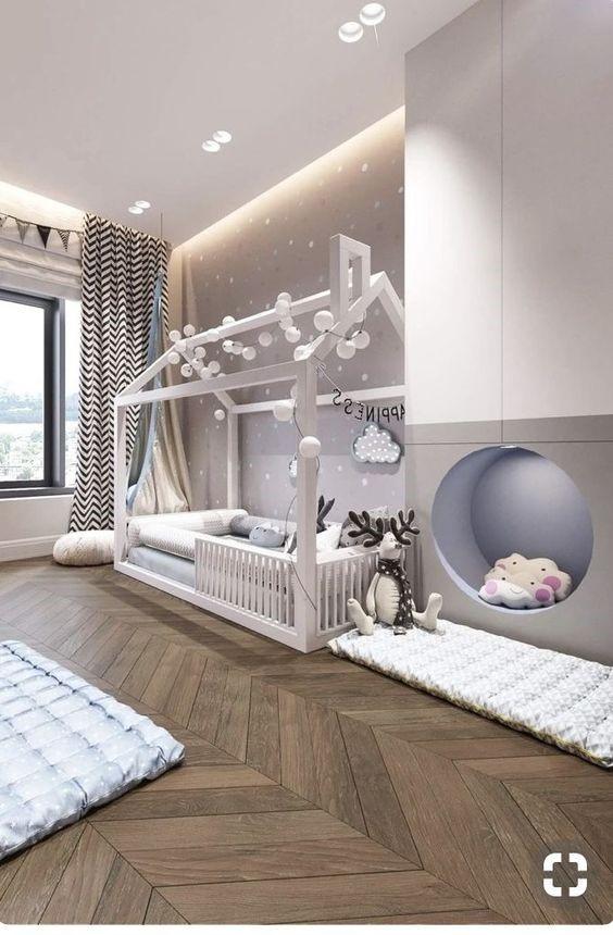 ideas para habitaciones 4 Ideas Para La Decoracin De Habitaciones Infantiles